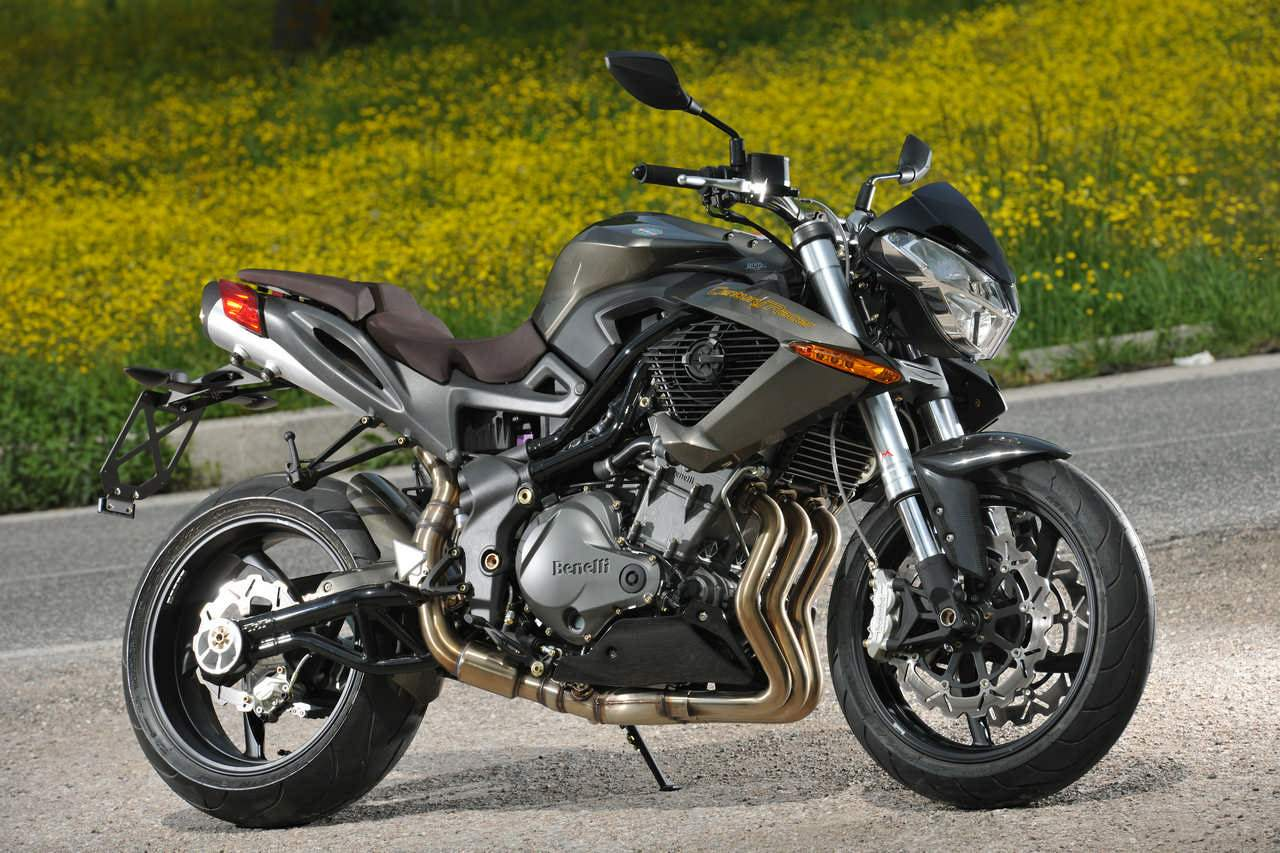 Мотоцикл Benelli TNT 899 Century Racers Limited Edition 2011