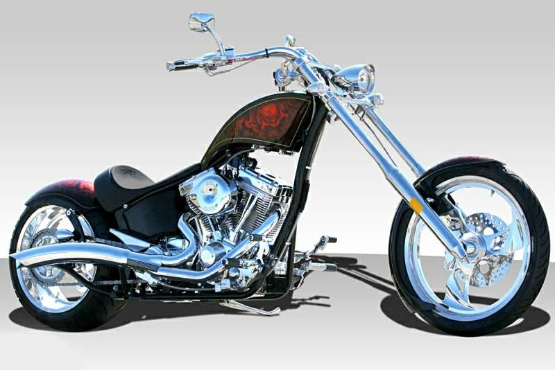 Мотоцикл Big Bear Venom Chopper 2008