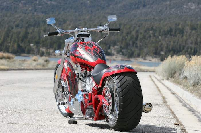 Мотоцикл Big Bear Venom ProStreet 2015