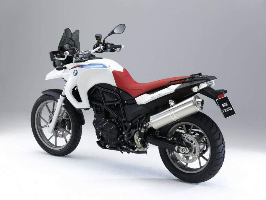 Мотоцикл BMW F 650GS 30th Anniversary Special 2008