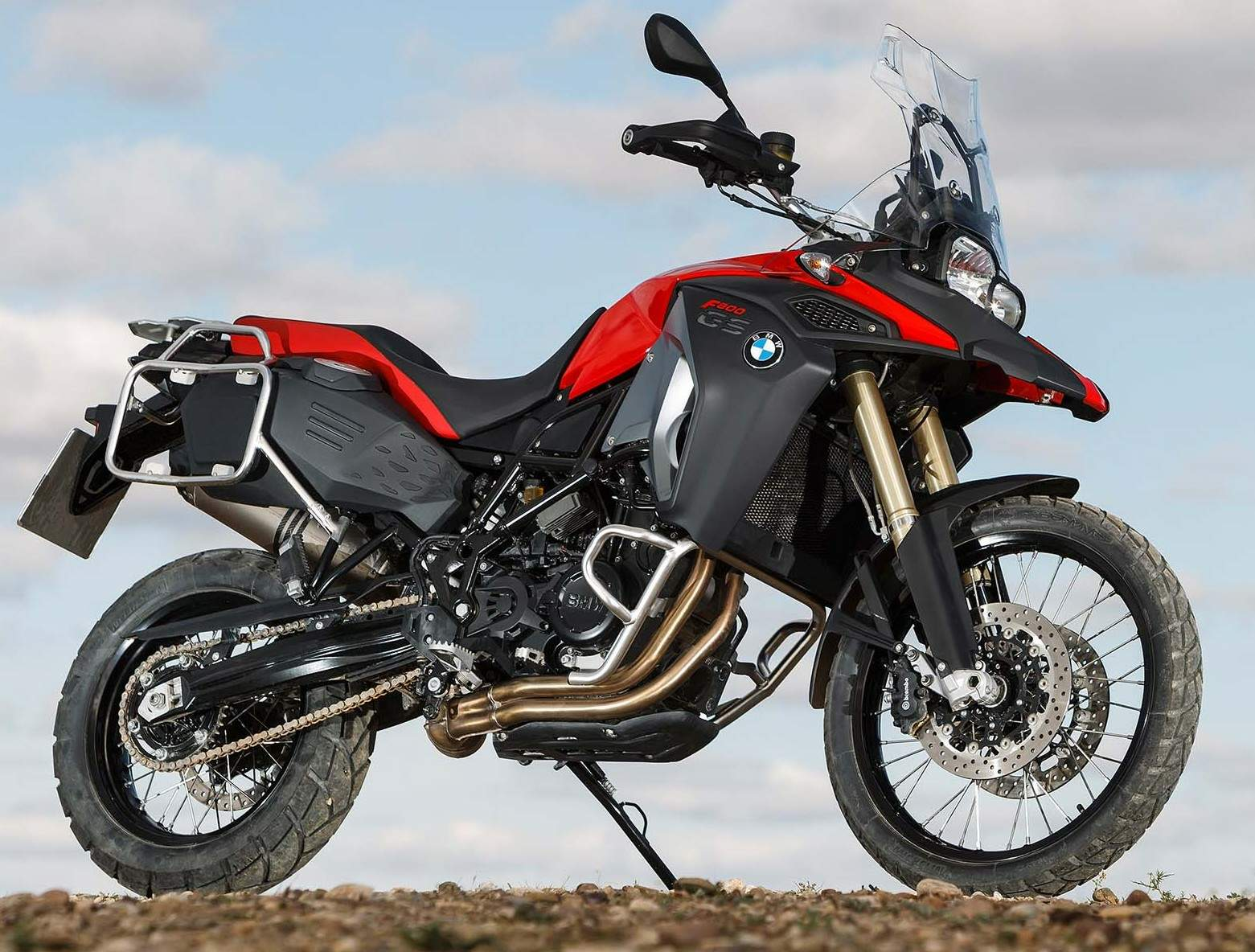 Мотоцикл BMW F 800GS Adventure 2013