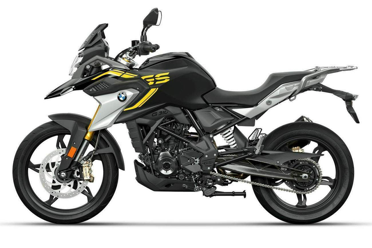 Мотоцикл BMW G 310GS 40 Years Edition 2021