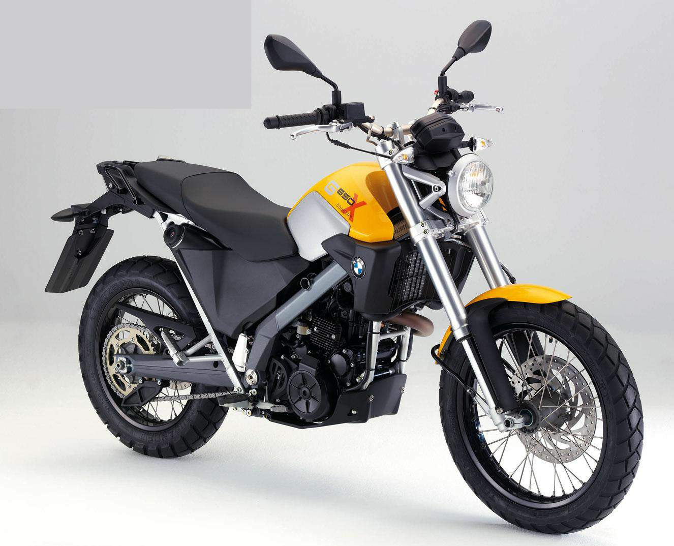 Мотоцикл BMW G 650 X Country 2009
