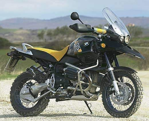 Мотоцикл BMW R 1150GS Adventure  Bumble Bee 2003