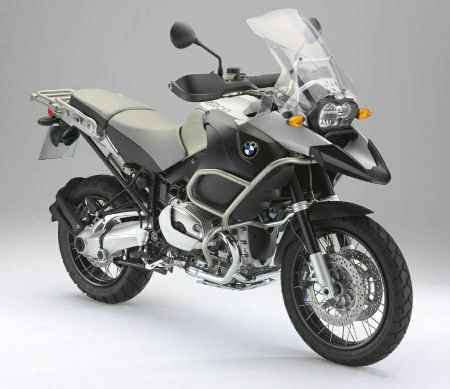 Мотоцикл BMW R 1200GS Adventure 2006