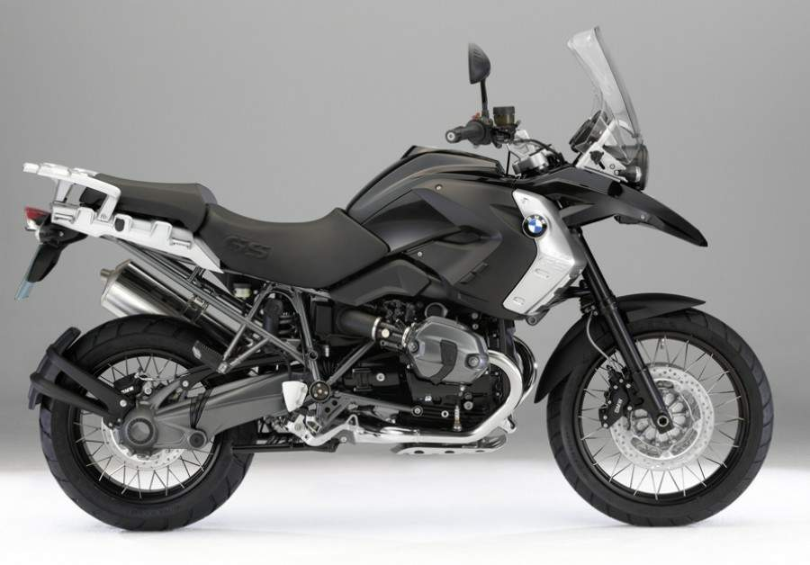 Мотоцикл BMW R 1200GS Triple Black Special Edition 2011