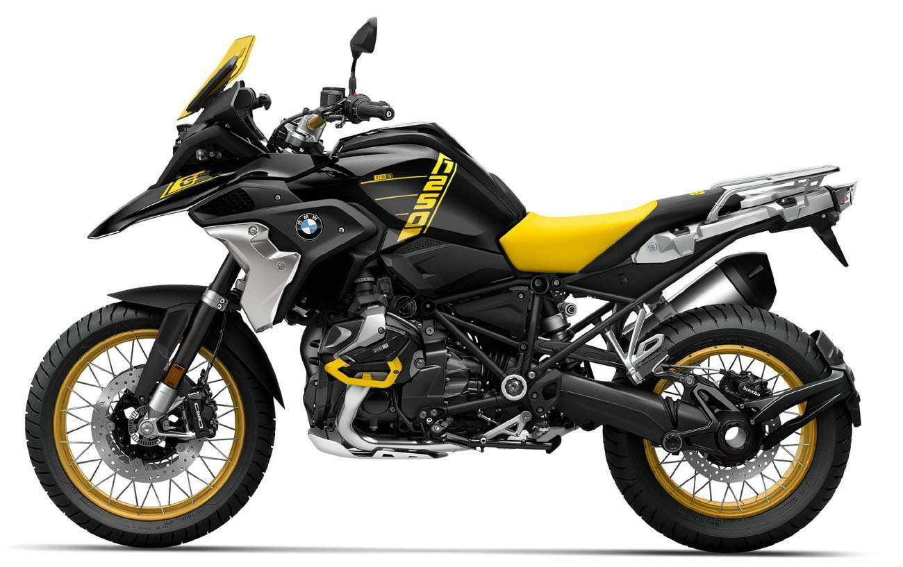 Мотоцикл BMW R 1250GS 40 Years Edition 2021