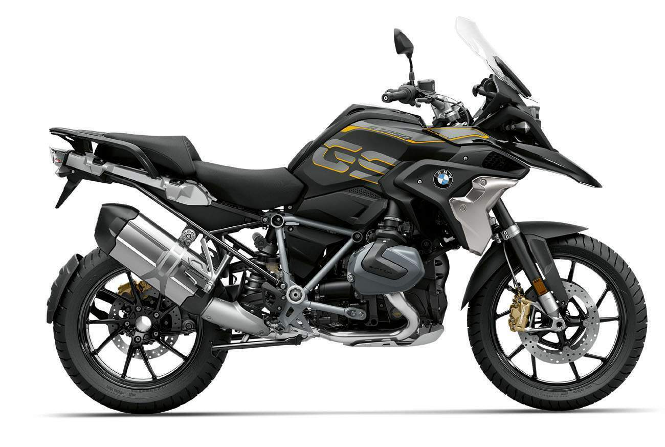 Мотоцикл BMW R 1250GS Exclusive 2019