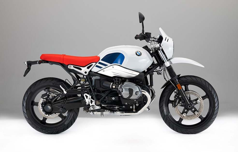 Мотоцикл BMW R NineT Urban GS 2017