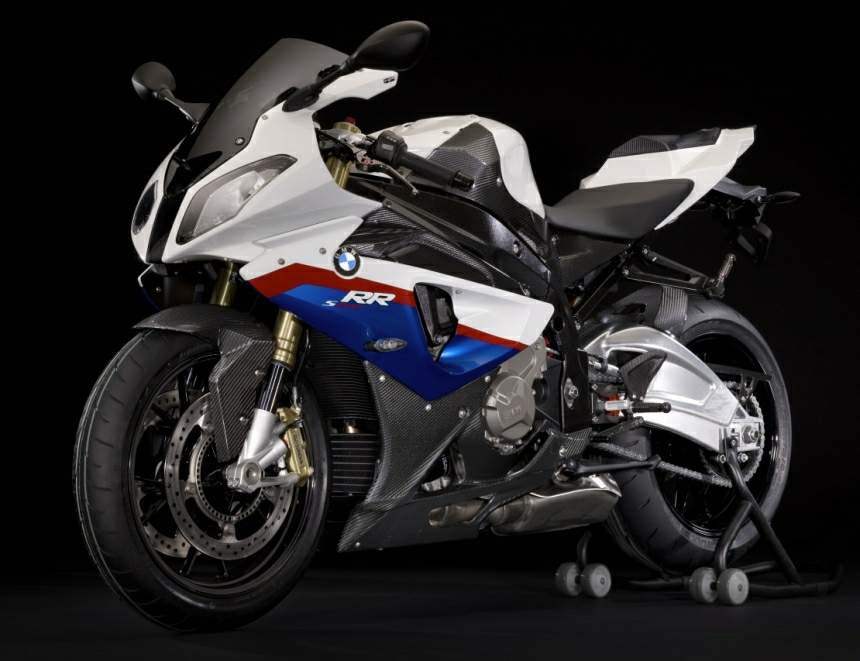 Мотоцикл BMW S 1000RR Carbon Edition 2010