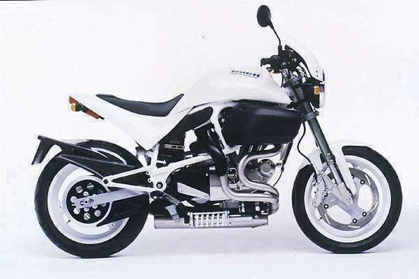 Мотоцикл Buell S1 White Lightning 1998