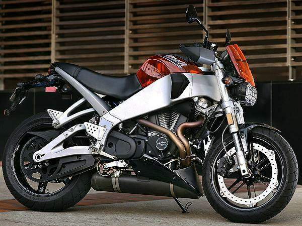 Мотоцикл Buell XR9SX Lightning CityX Limited Edition 2006