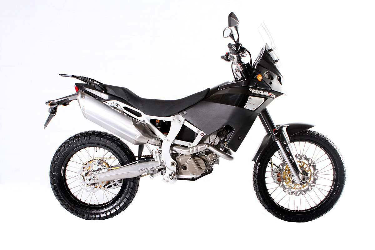 Мотоцикл CCM 450 GP Adventure 2014