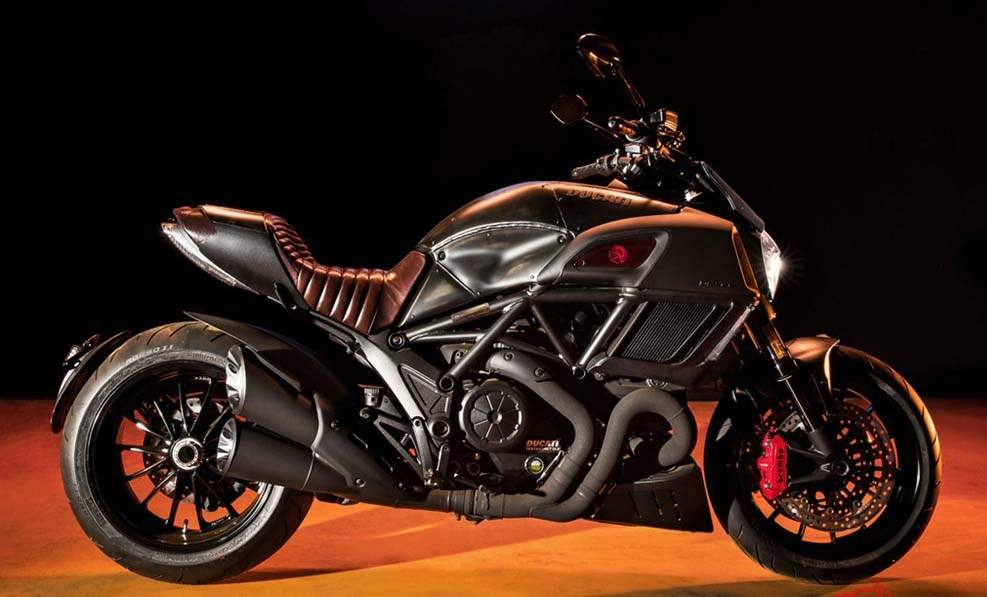 Мотоцикл Ducati Diavel Diesel Limited Edition 2016