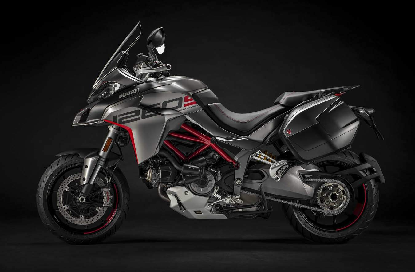 Мотоцикл Ducati Multistrada 1260 S Grand Tour 2020