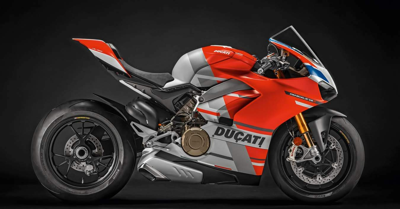 Мотоцикл Ducati Panigale V4S Speciale Course 2019