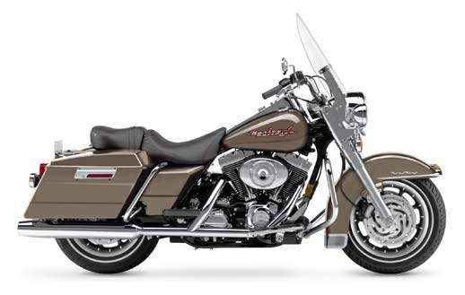 Мотоцикл Harley Davidson FLHR Road King 2001