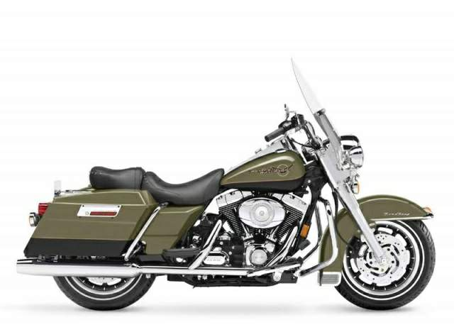 Мотоцикл Harley Davidson FLHR Road King 2007
