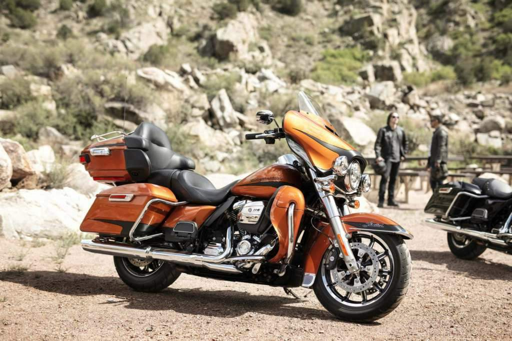 Мотоцикл Harley Davidson Road King 2019