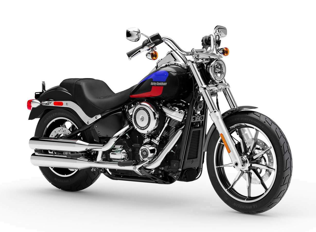 Мотоцикл Harley Davidson Softail Low Rider 2020