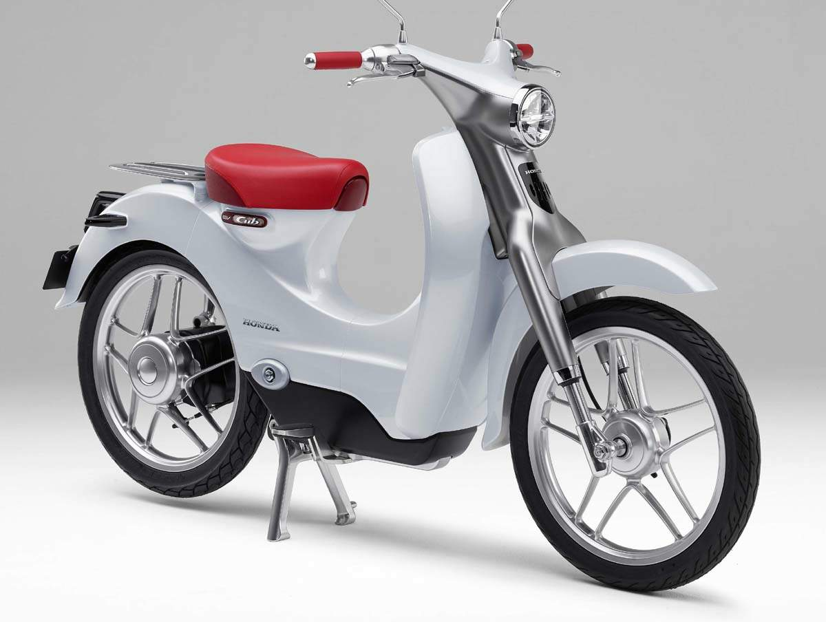 Мотоцикл Honda C 90 Super Cub Scooter) 1966