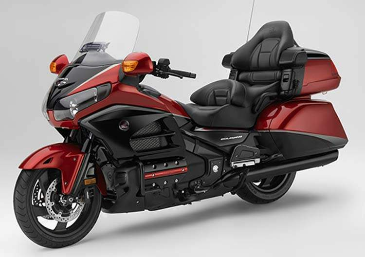 Мотоцикл Honda GLX 1800 Gold Wing 40th Anniversary Edition 2015