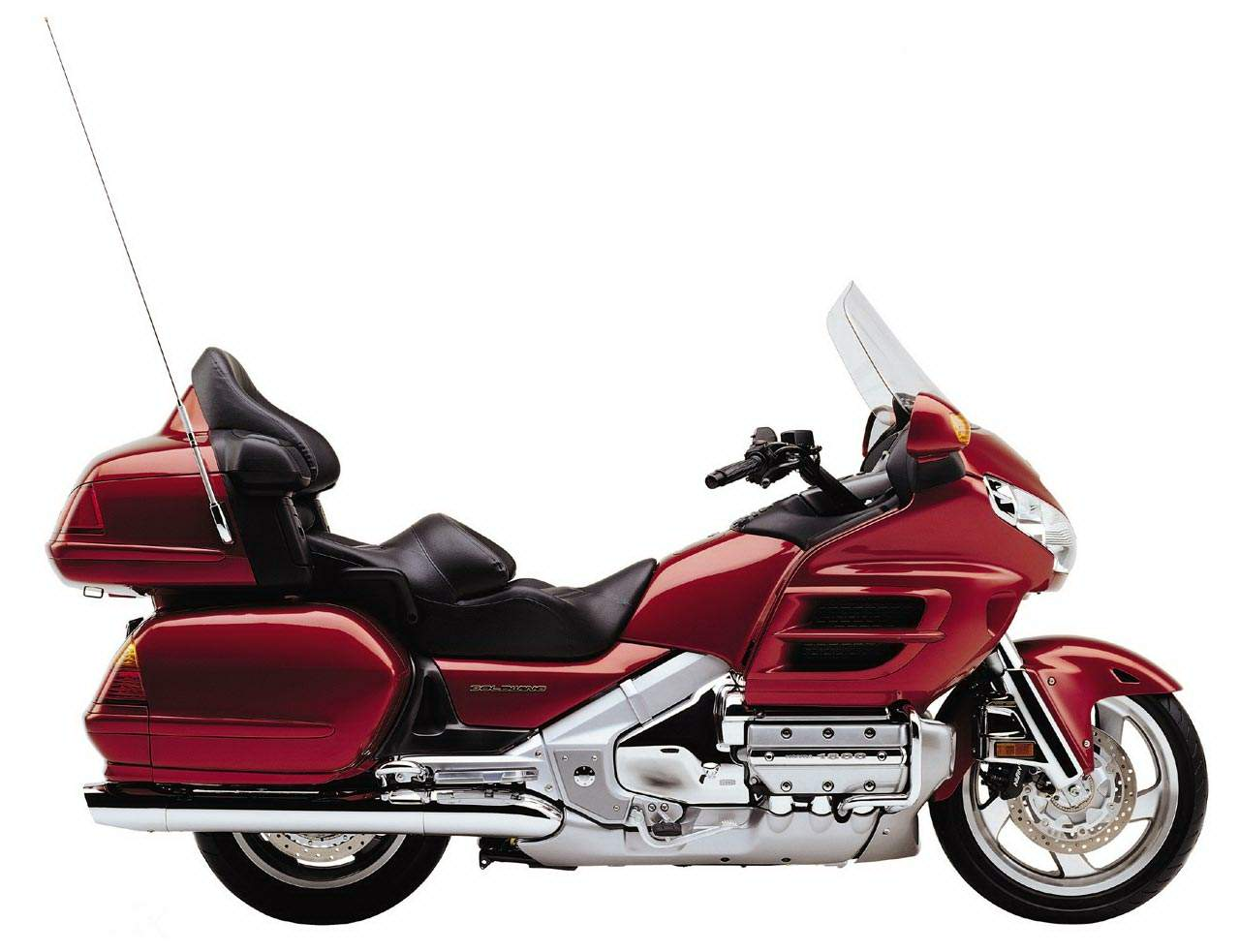 Мотоцикл Honda GLX 1800 Gold Wing 2002