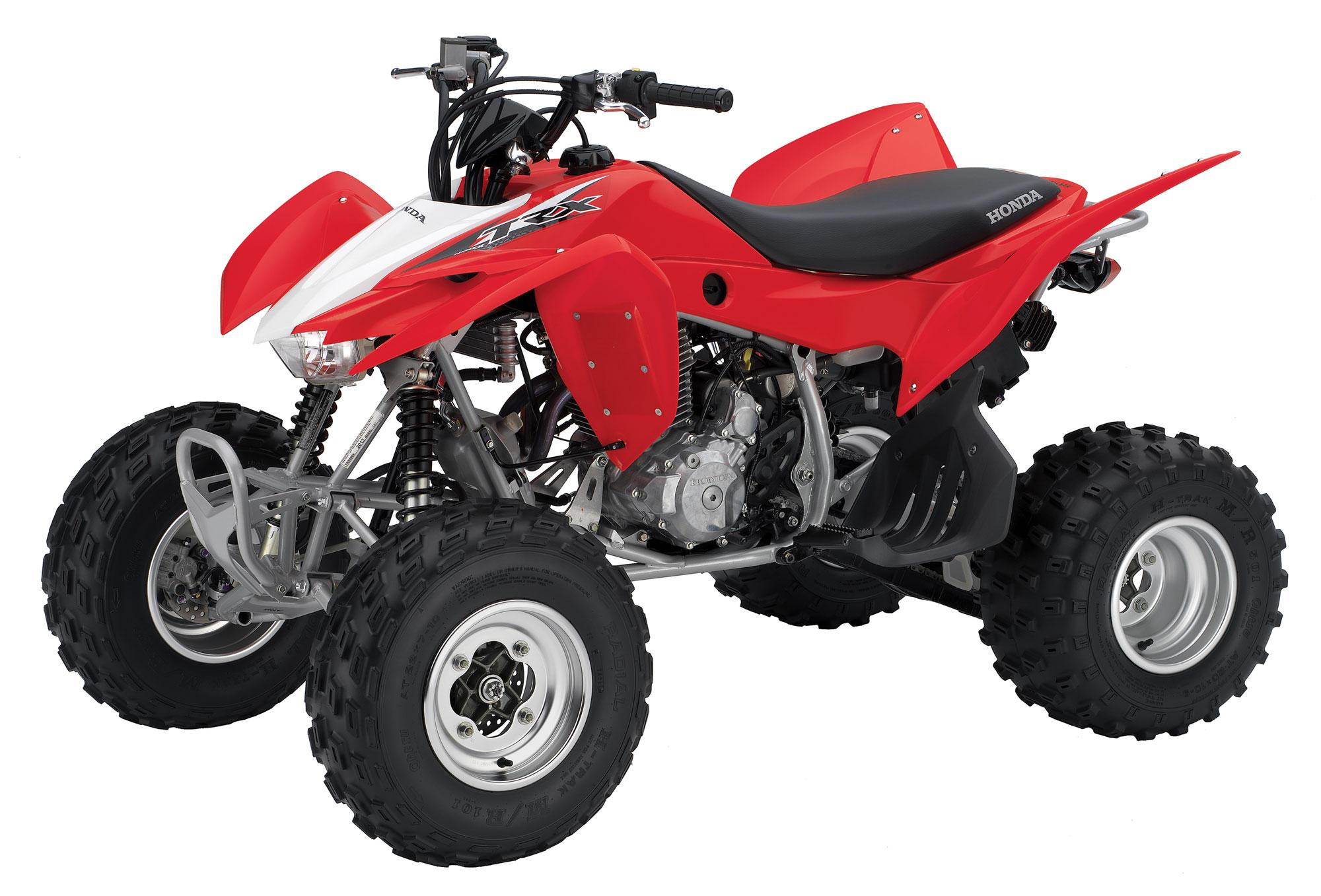 квадроцикл хонда 400 технические характеристики