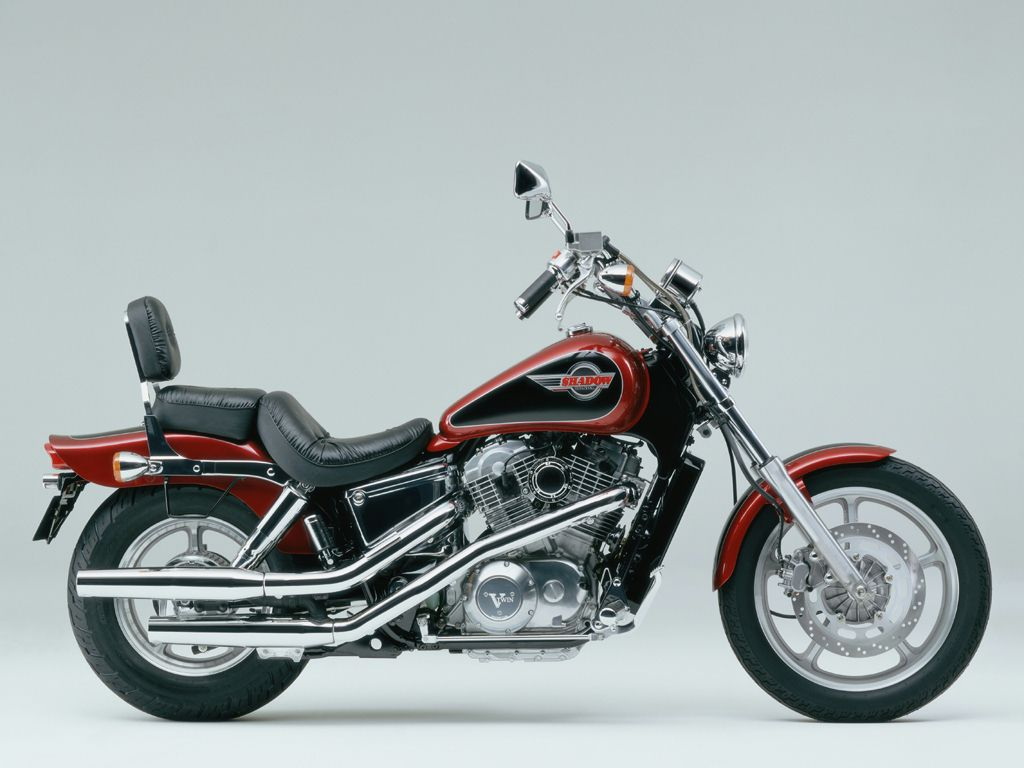 Мотоцикл Honda VT 1100 C SHADOW 1993