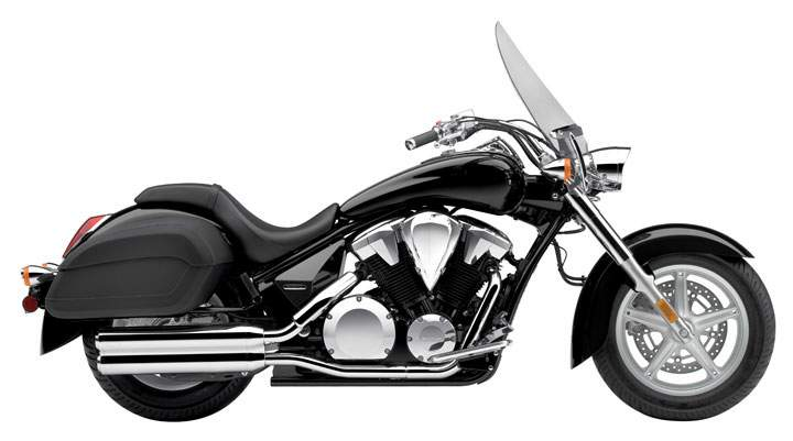 Мотоцикл Honda VT 1300CT Interstate 2012