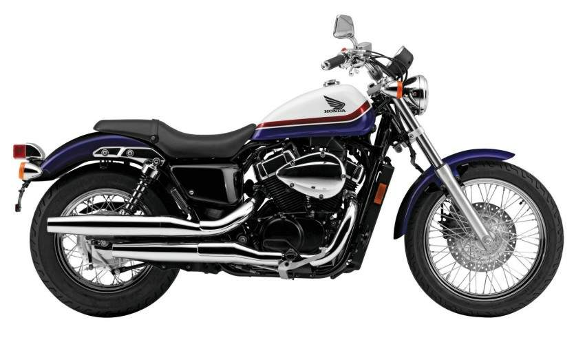 Мотоцикл Honda VT 750RS Shadow (VT 750S) 2012