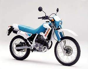 Мотоцикл Honda XL Degree 1975
