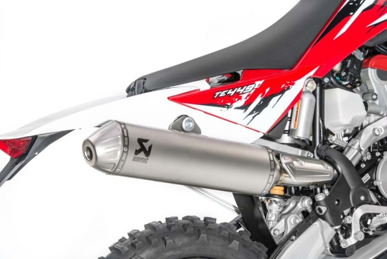 Мотоцикл Husqvarna TE 449 110TH ANNIVERSARY EDITION 2013