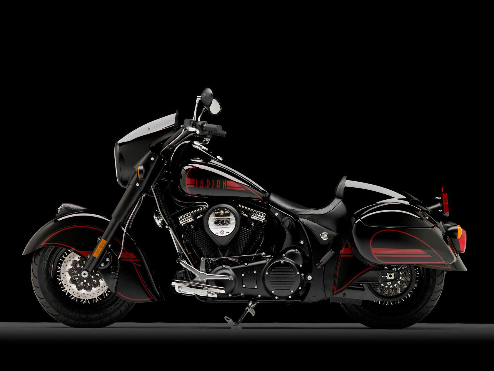 Мотоцикл Indian Chief Blackhawk 2011
