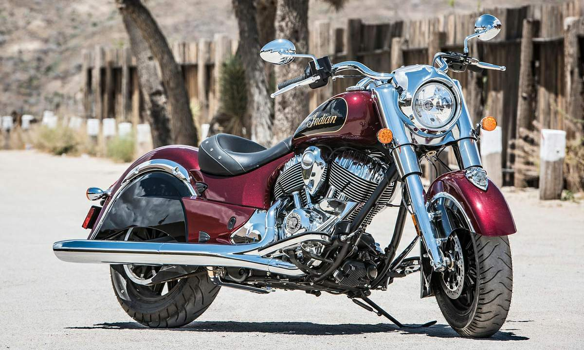 Мотоцикл Indian Chief Classic 2017