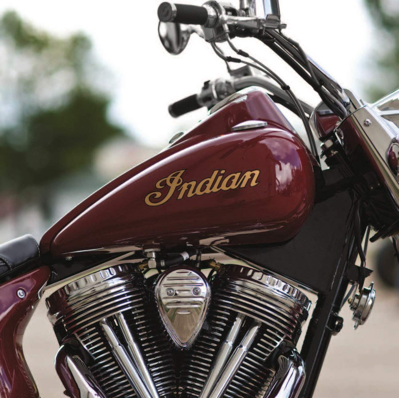 Мотоцикл Indian Chief Classic 2013