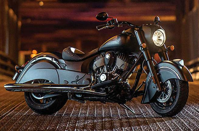 Мотоцикл Indian Chief Dark Horse 2016