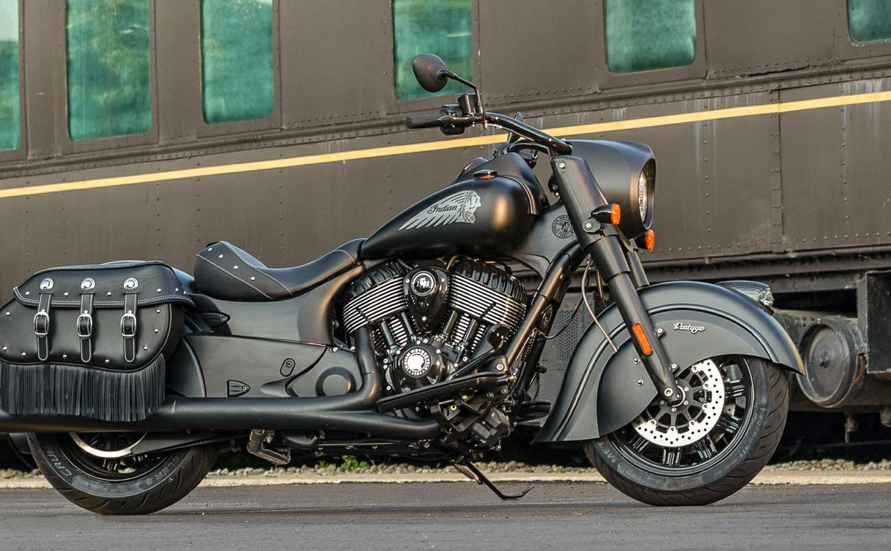 Мотоцикл Indian Chief Vintage Dark Horse 2021