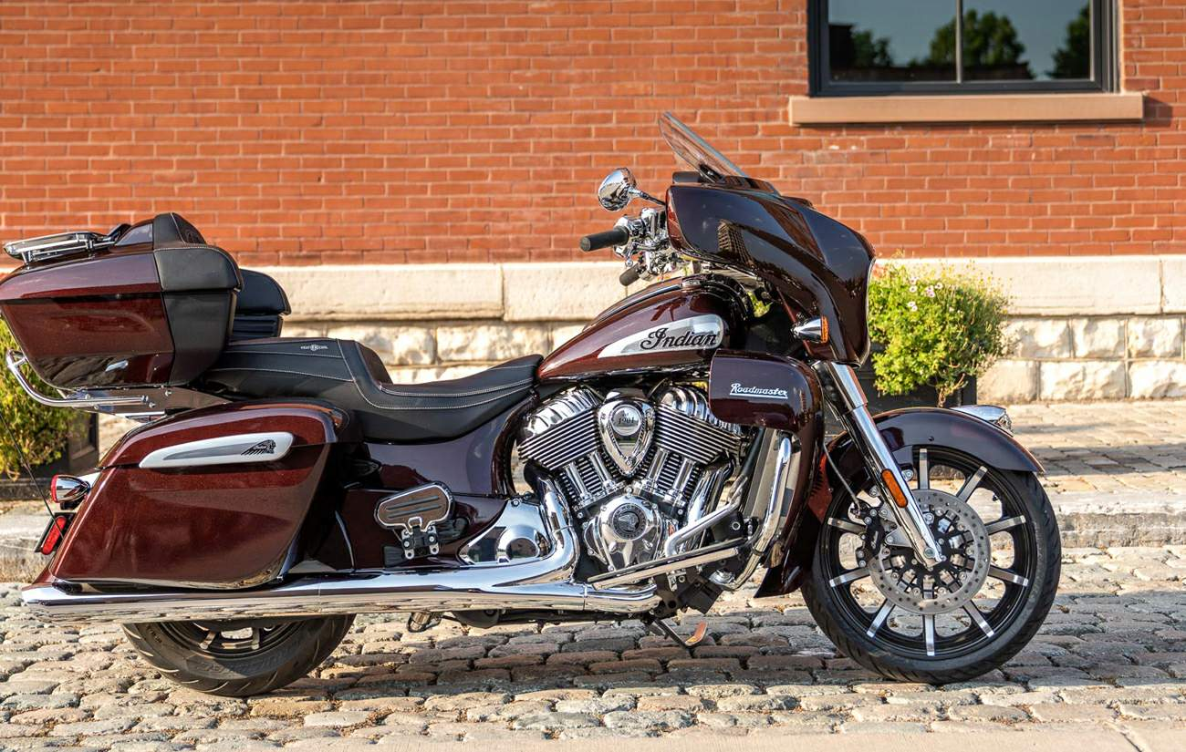 Мотоцикл Indian Roadmaster Limited 2021