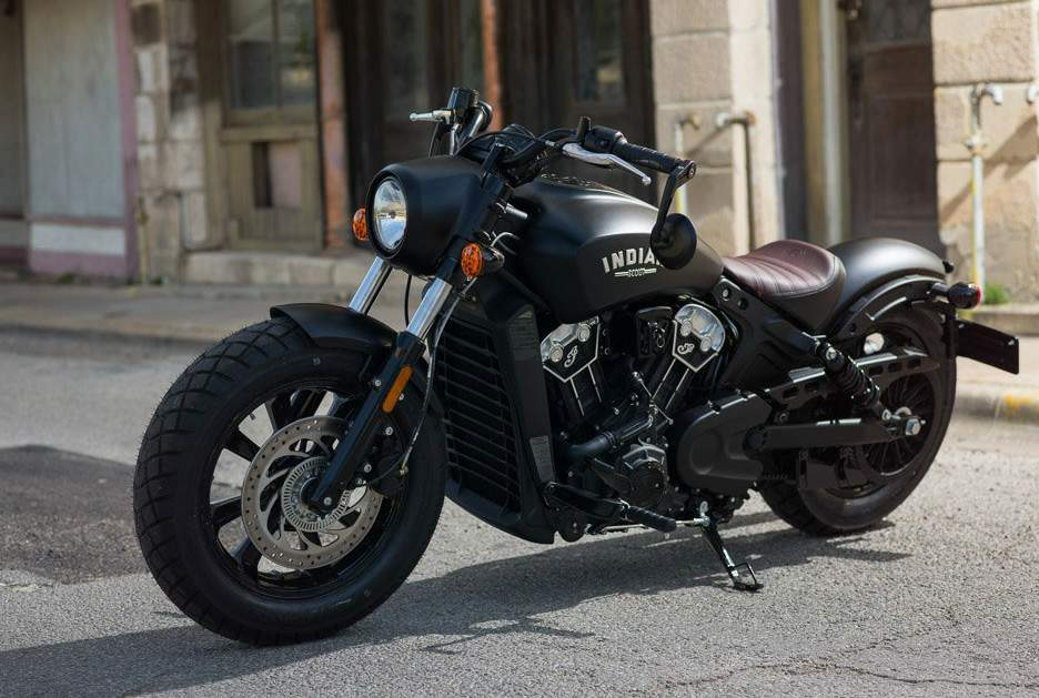 Мотоцикл Indian Scout Bobber 2018