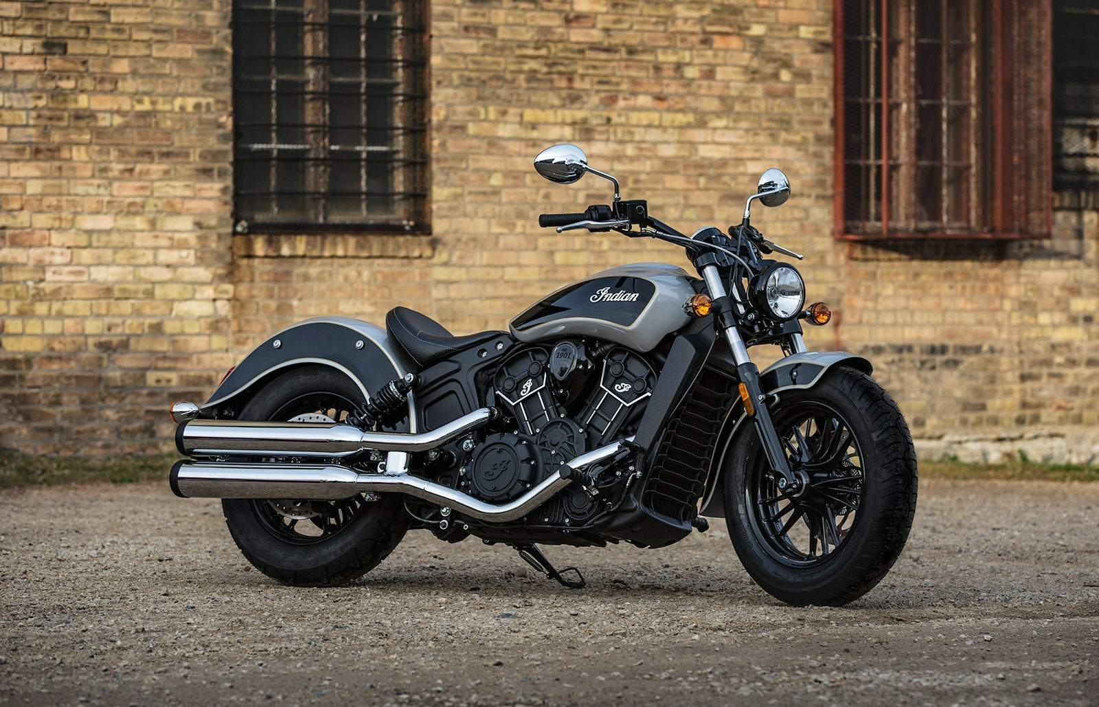 Мотоцикл Indian Scout Sixty 2017