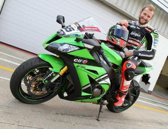 Мотоцикл Kawasaki ZX-10R Ninja World Champion Edition 2014