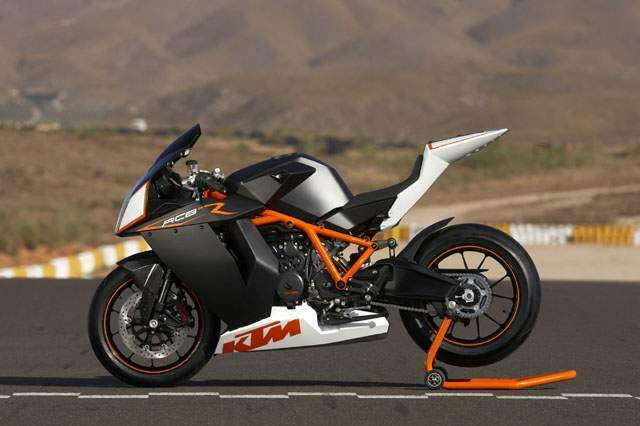 Мотоцикл KTM RC8R 1190 Race Kit 2009