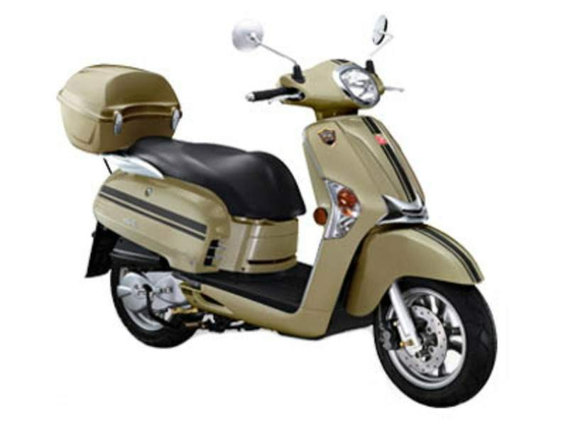 Мотоцикл KYMCO Like 200i 50th Anniversary 2015