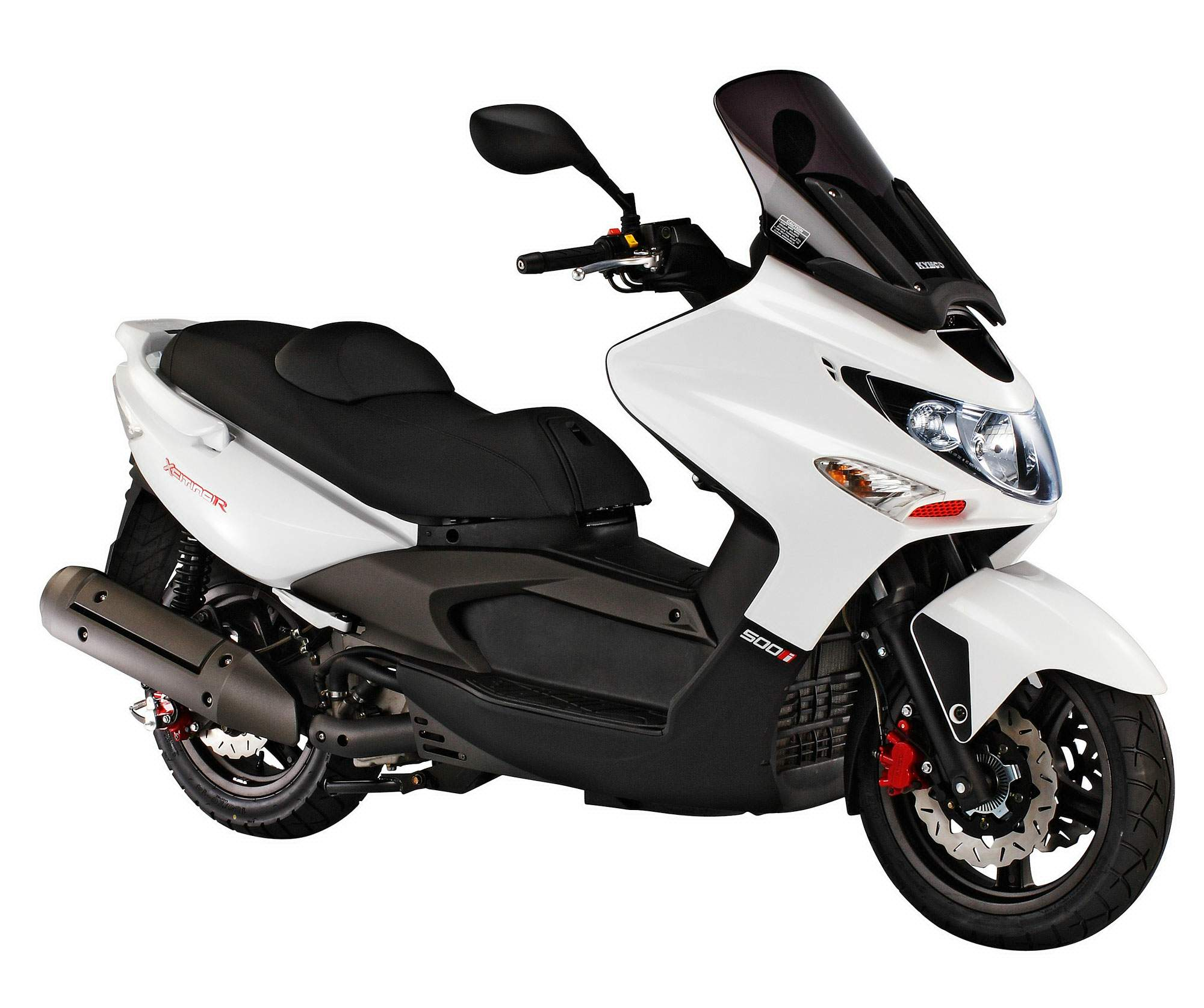 Мотоцикл KYMCO Xciting 500Ri / ABS 2012