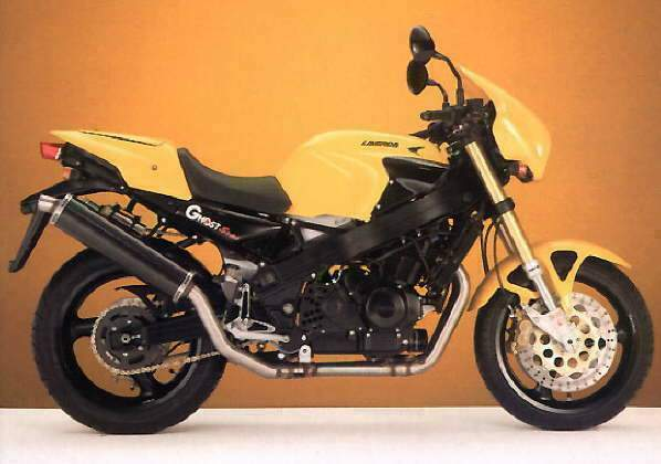 Мотоцикл Laverda 668 Ghost Strike 1997