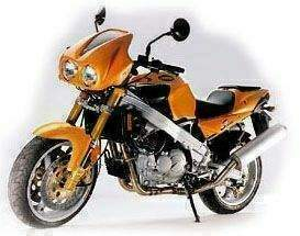 Мотоцикл Laverda 750 Ghost Strike 1998