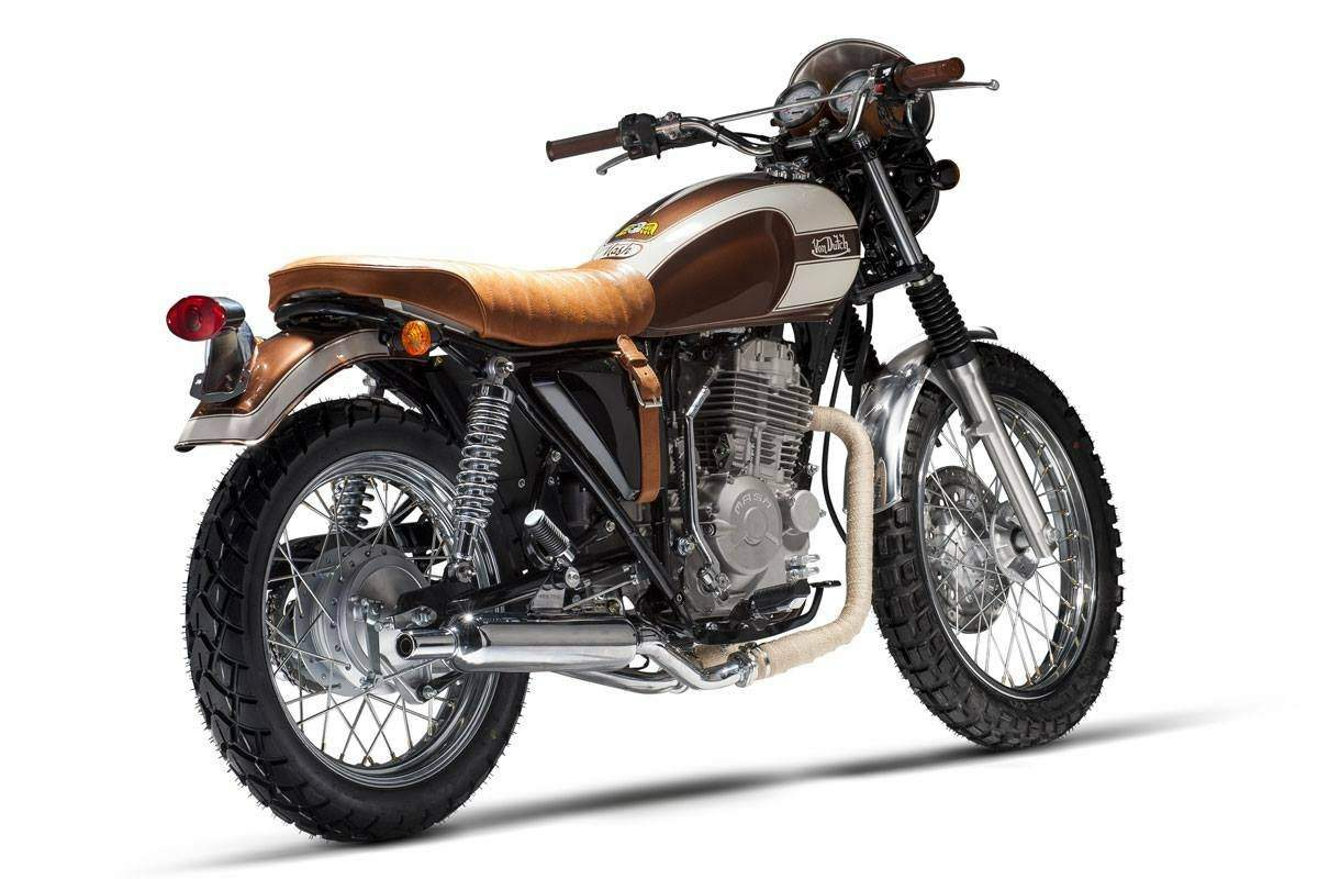 Мотоцикл Mash FlatTracker - Von Dutch 400 2016