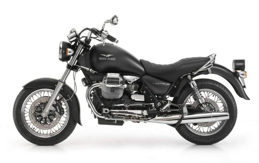 Мотоцикл Moto Guzzi California 1100 Aquila Nera (Black Eagle) 2010