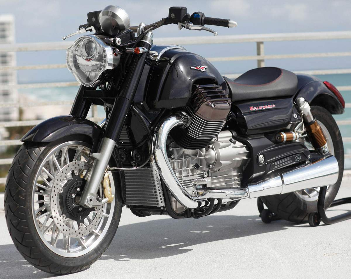 Мотоцикл Moto Guzzi California 1400 Custom 2014